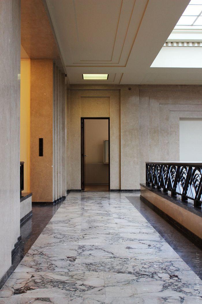 Exterior: Villa Empain, Bruxelles -- Stone And Art Deco Influence