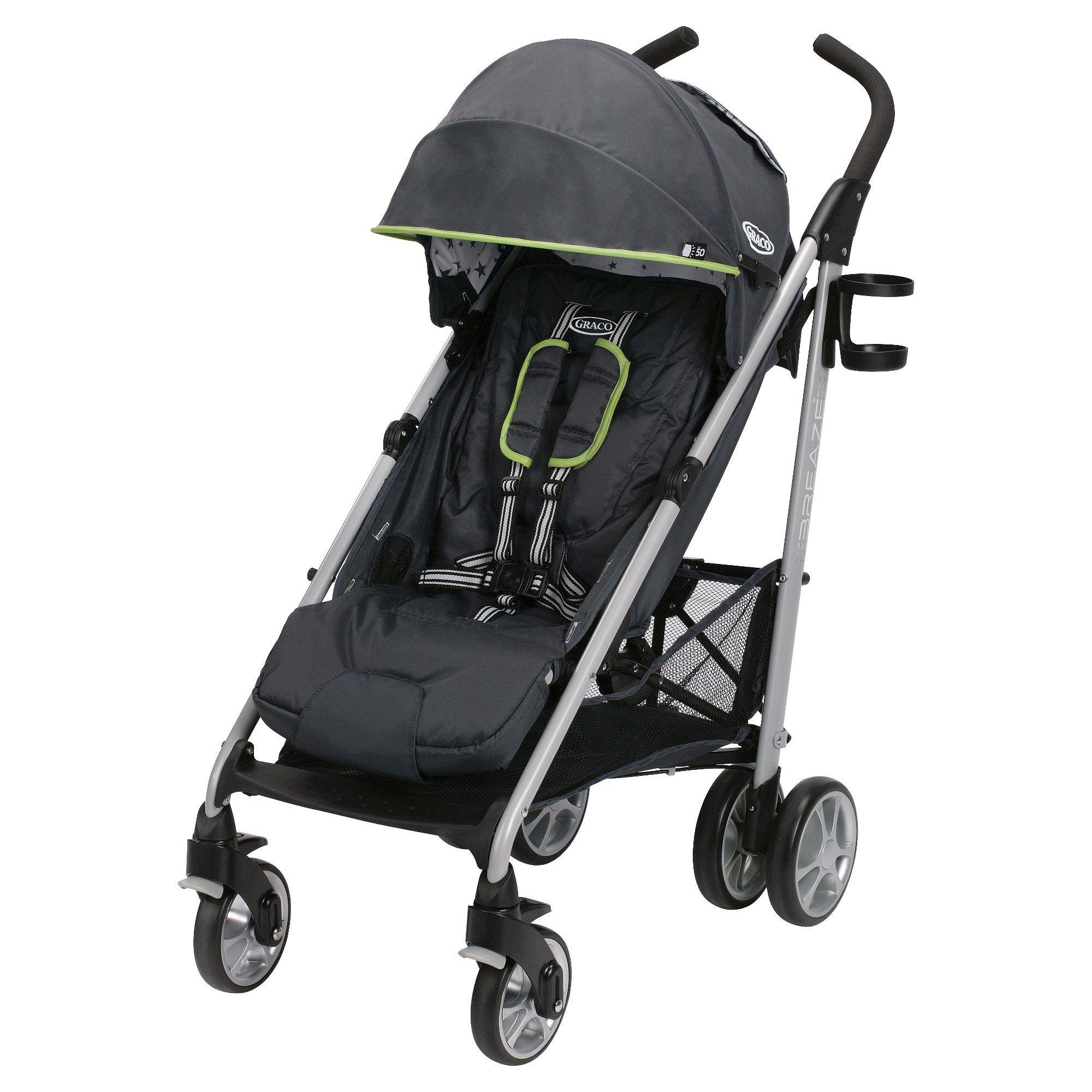 Graco Breaze Click Connect Umbrella Stroller - Shine | Products