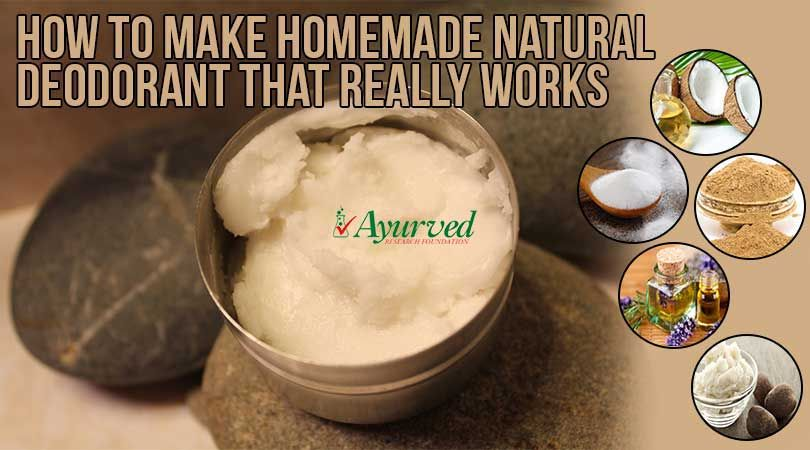 Homemade Natural Deodorant for dry and Sensitive Skin, Bad ...
