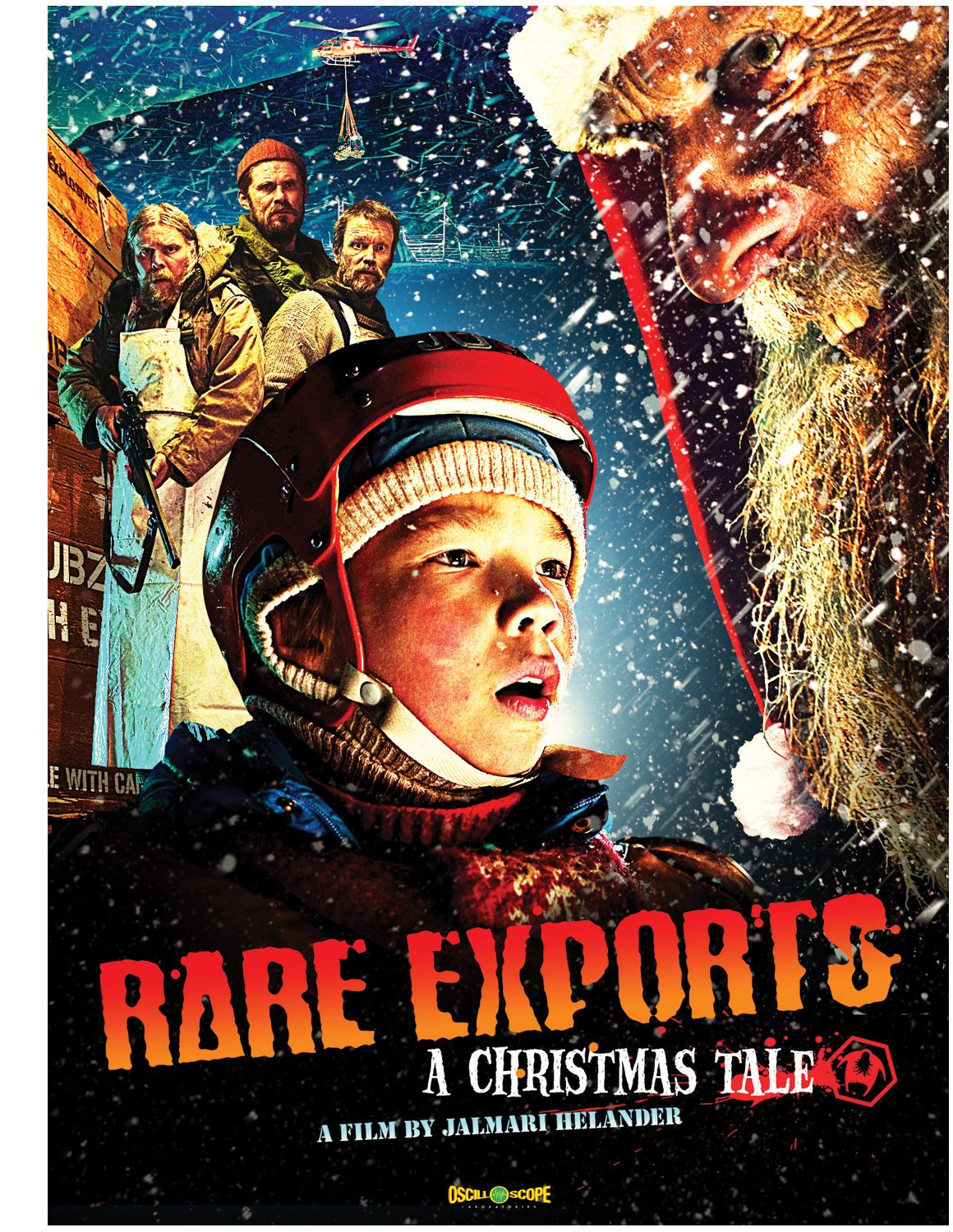 Rare Exports A Christmas Tale Rotten Tomatoes Christmas Horror Movies Christmas Horror Christmas Tale