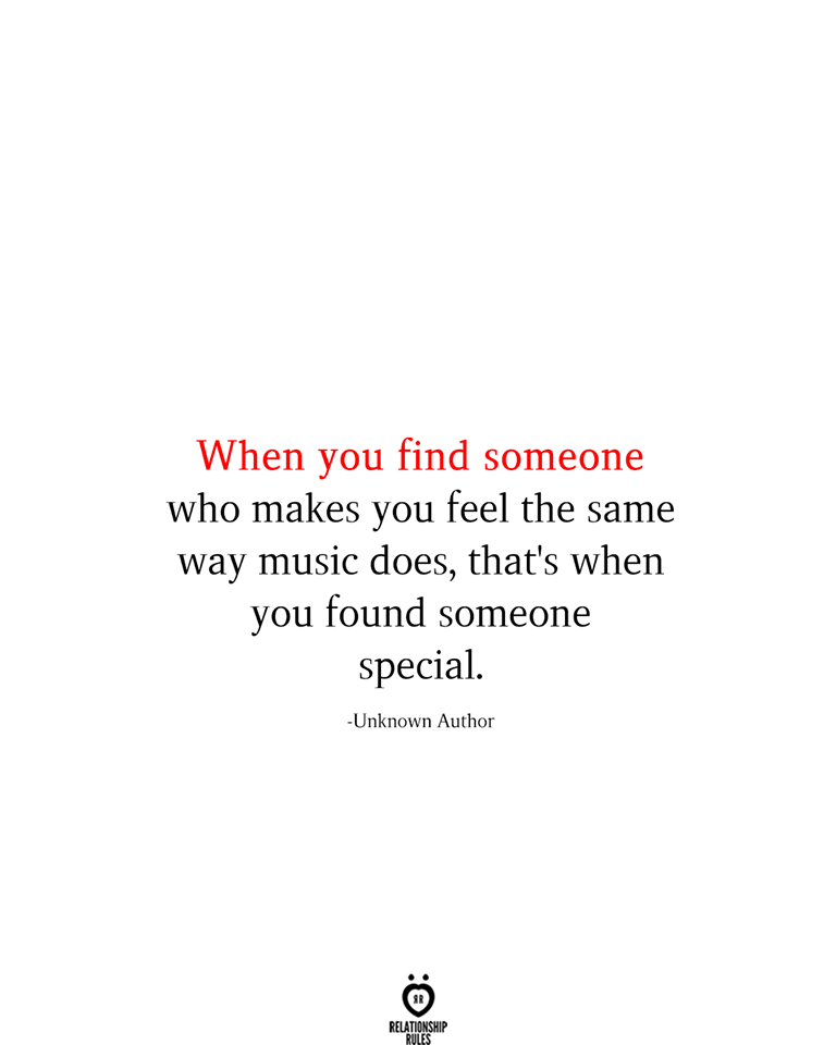 Photo of When You Find Someone Who Makes You