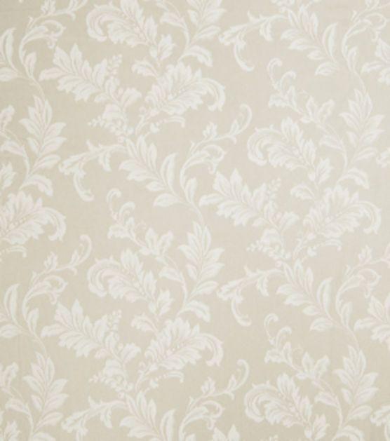 Home Decor Sheer Fabric Eaton Square Becker Antique White