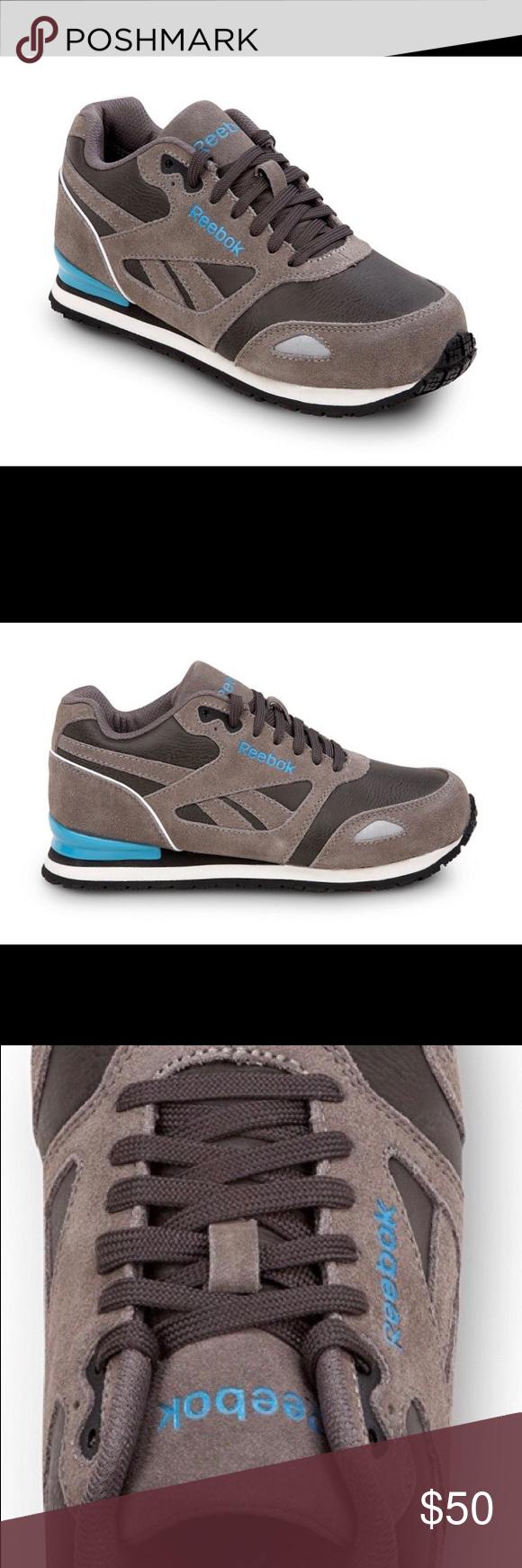 Náutico granja Aliado  Reebok Women's Slip Resistant Shoe | Slip resistant shoes, Reebok women,  Shoes