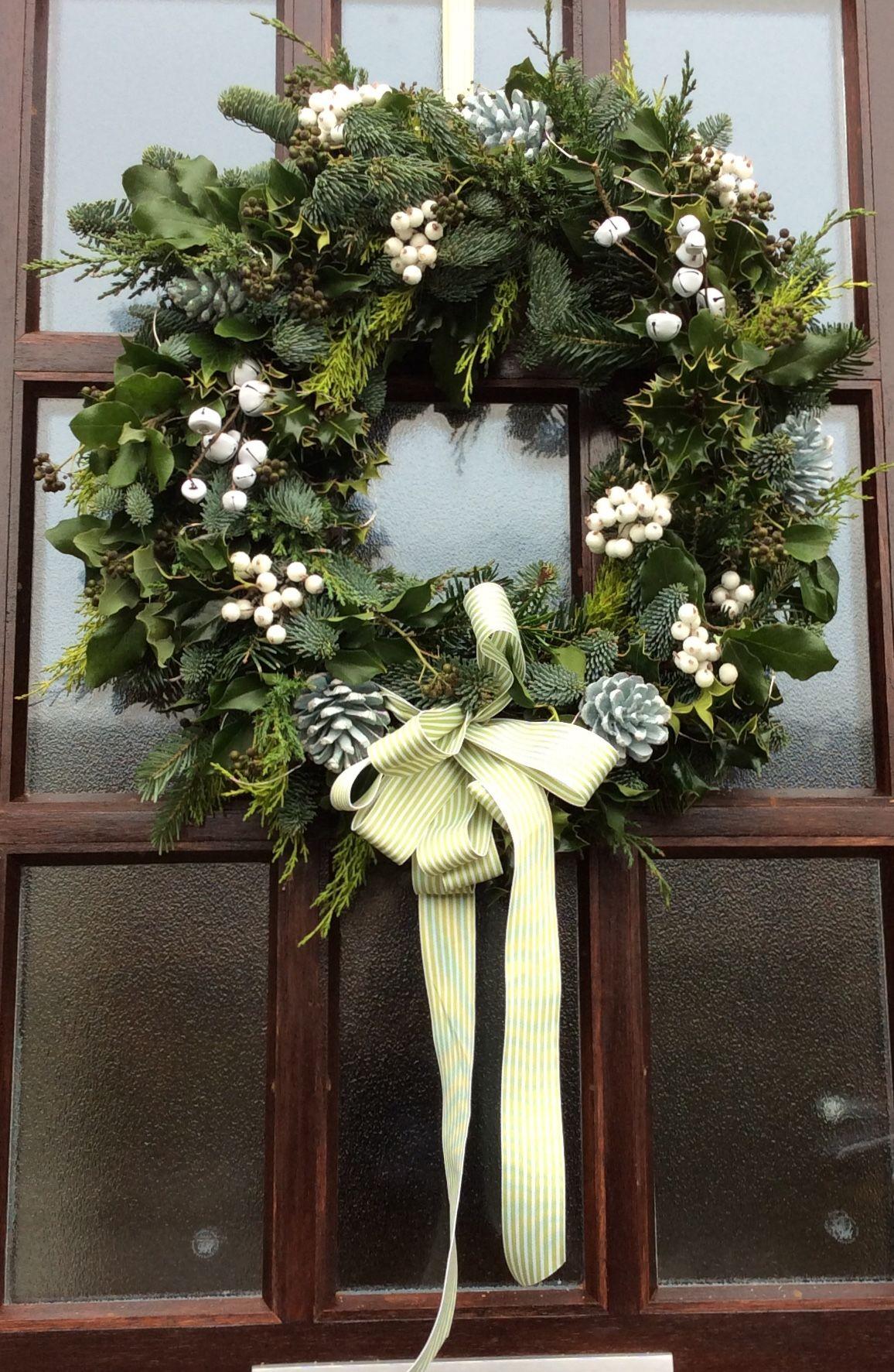 Fresh Door Wreath Christmas Wreaths Wreaths For Front Door