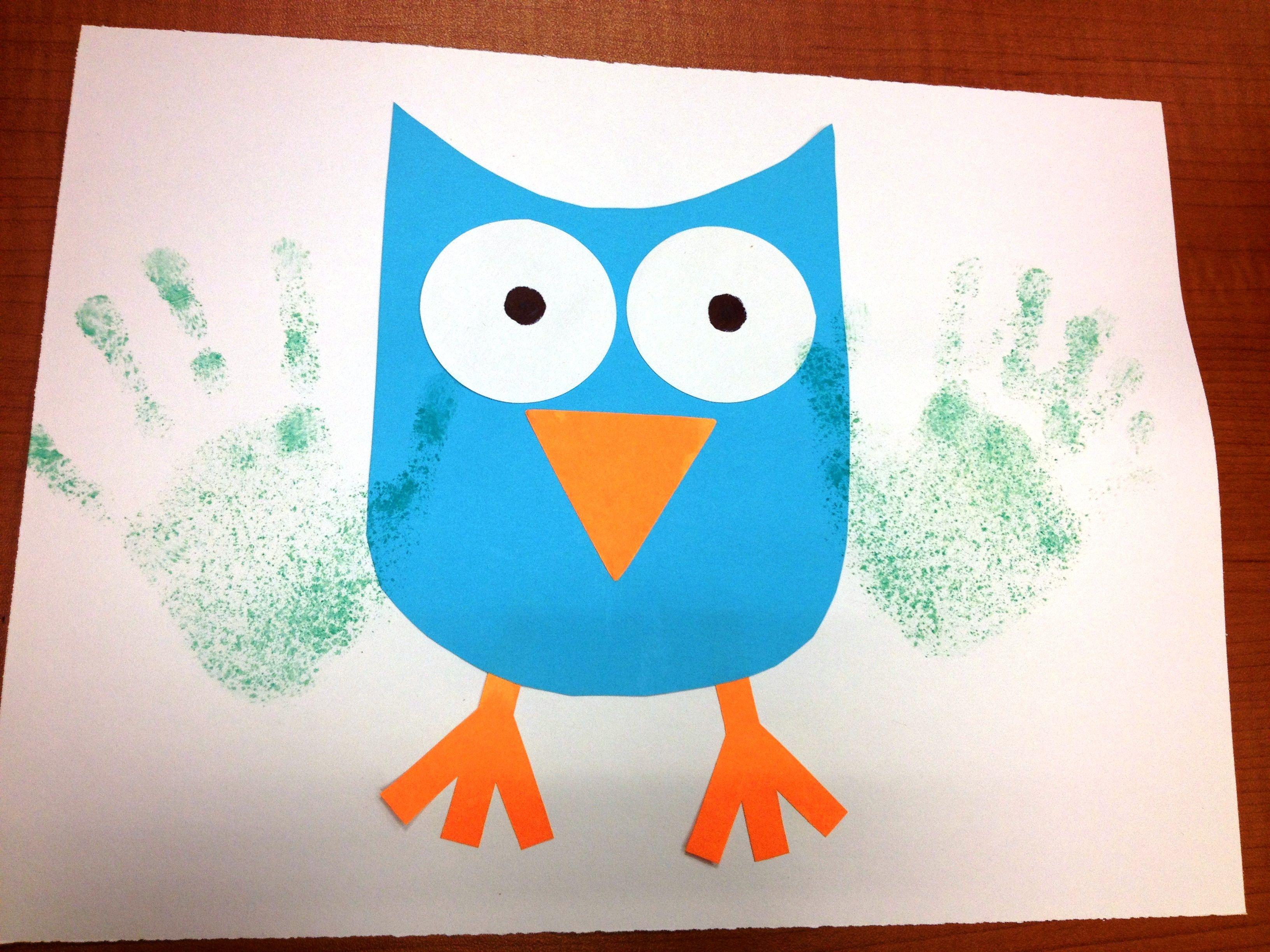 Owl Storytime Prek Birds Owl Crafts Preschool Crafts Crafts