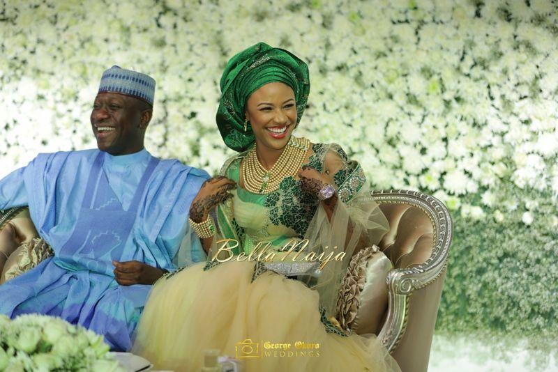 Weddings Nollywood Actor Oc Ukeje Ibukun Togonu Lovely Wedding Bellanaija Presents Asoebibella Vol Fabulous Aso