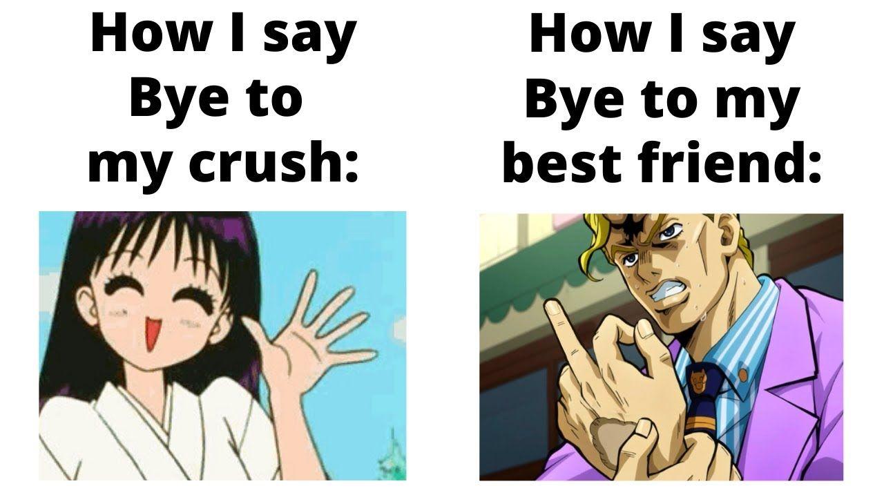 Relatable Memes But It S Anime Memes New Memes Funny Memes