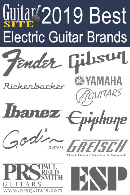 here is the 2019 revision of guitarsite 39 s list of the top electric guitar brands along with. Black Bedroom Furniture Sets. Home Design Ideas