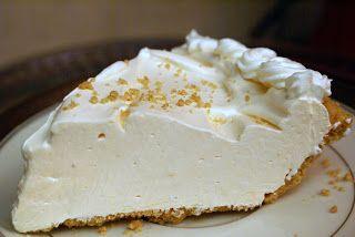 Baking Up Yum: Meyer Lemon Icebox Pie