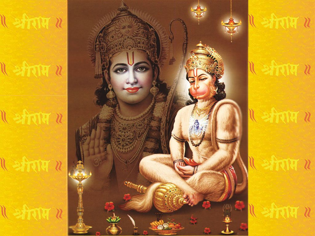 Hd wallpaper hanuman - Free Download Lord Hanuman Wallpapers