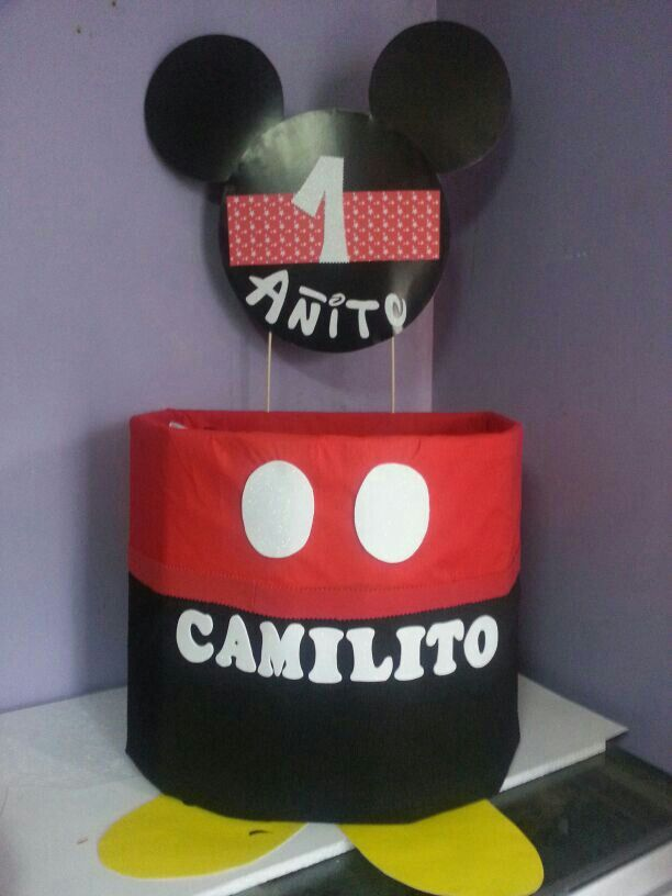Resultado de imagen para mickey mouse caja de regalos | AGENCIA DE ...