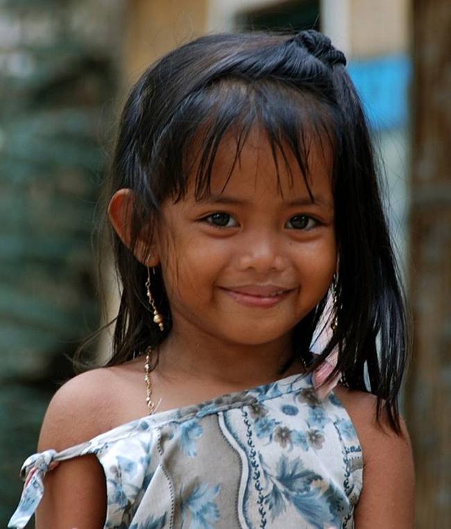 Children Of All Nations  Лицо, Портрет, Детские Лица-4451