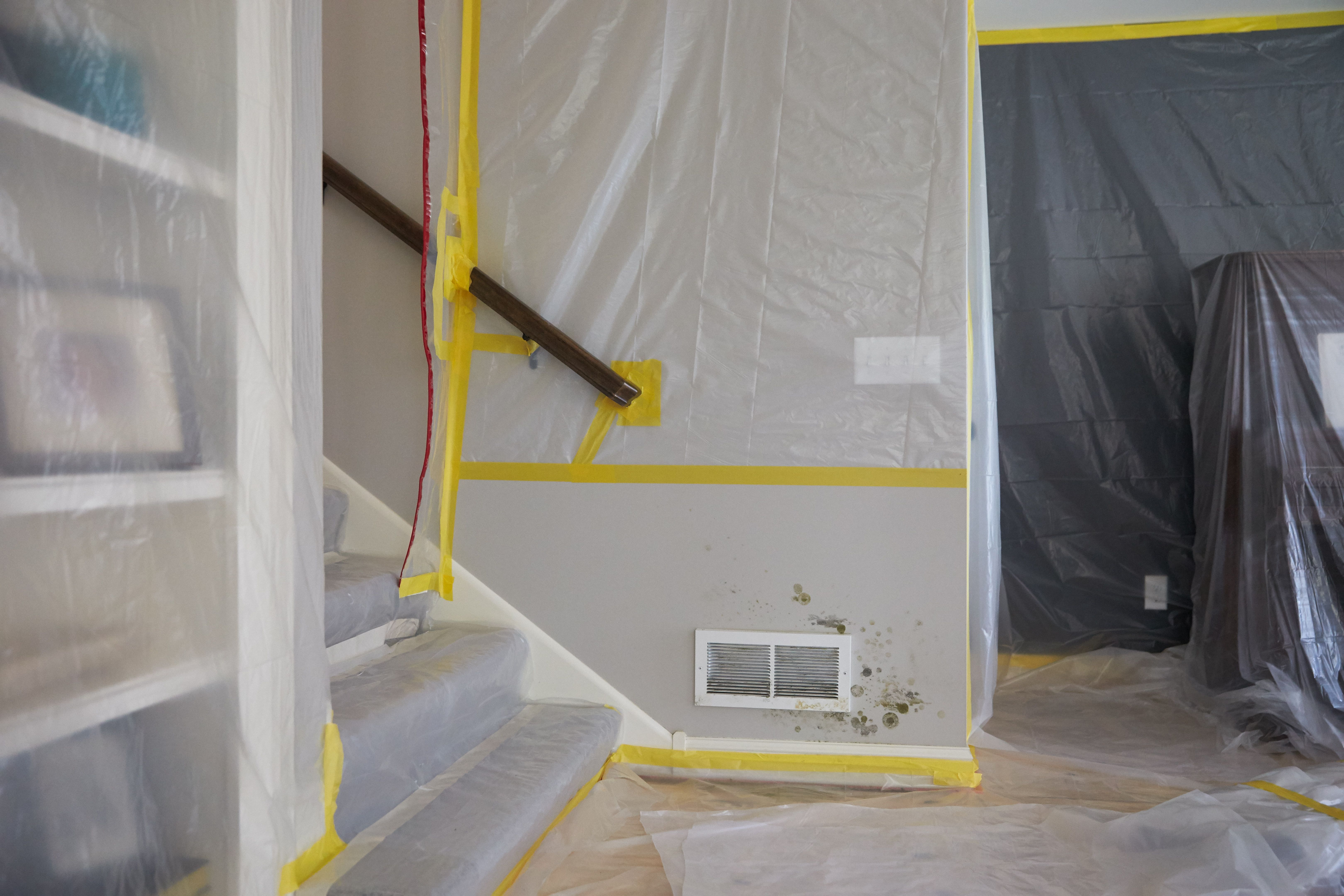 Fire damage and water damage restoration in conyers ga