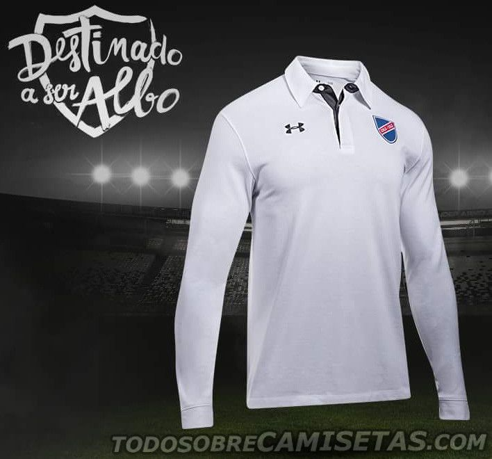 814cc6ec469ba Camiseta Conmemorativa Under Armour de Colo Colo 2017