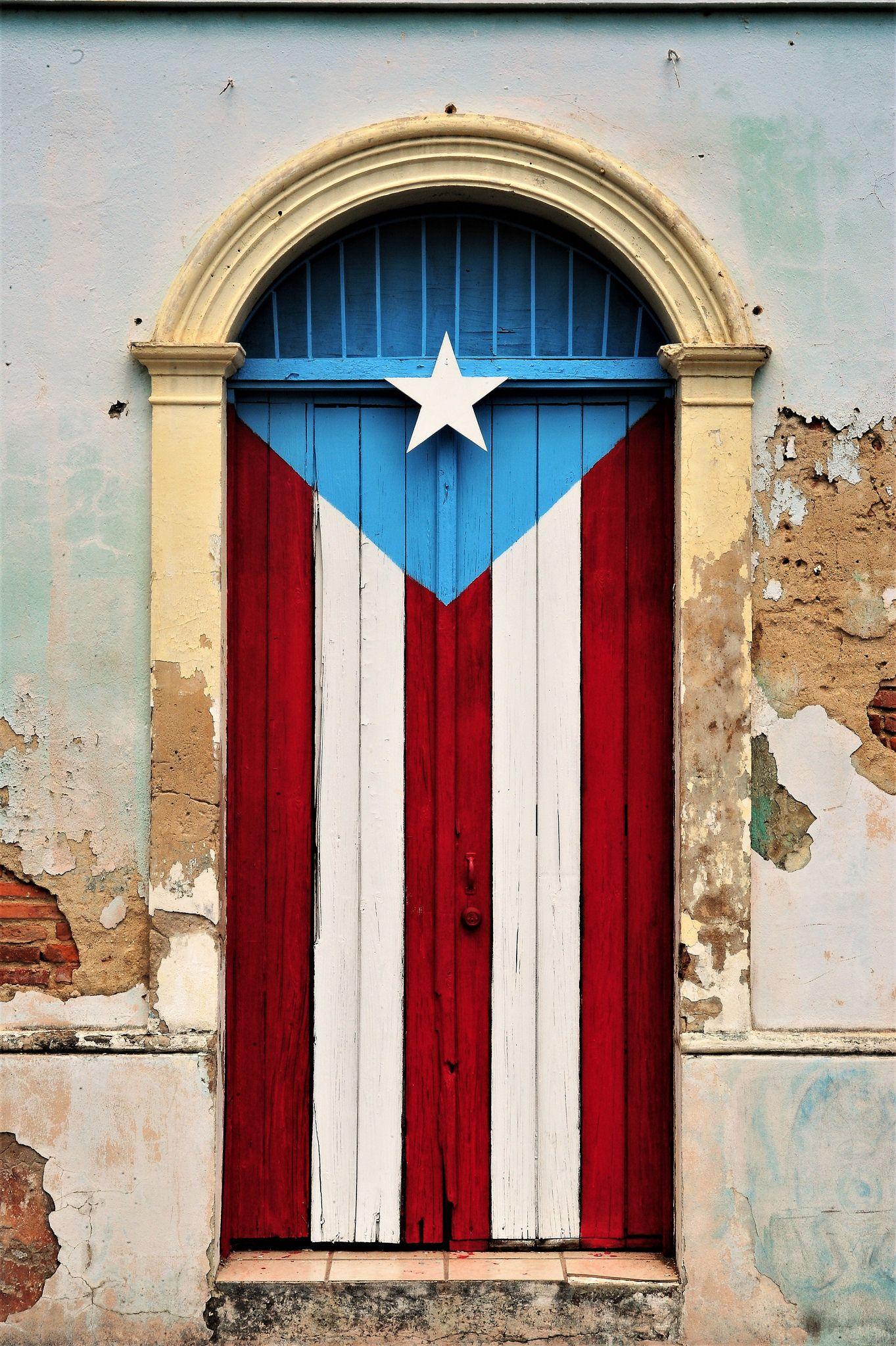 Boricua Desde La Puerta Puerto Rico Art Puerto Rico Trip Puerto Rico Island