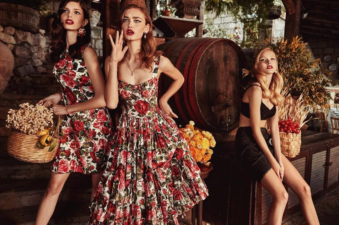 d32ff34ab5c Welcome to a Tropical Italian Getaway  Dolce   Gabbana reveals their Summer  2017 AD Campaign