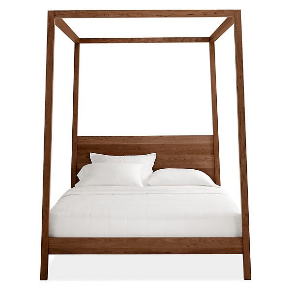 Hale Bed Modern Canopy Bed Wood Canopy Bed Modern Bedroom Furniture