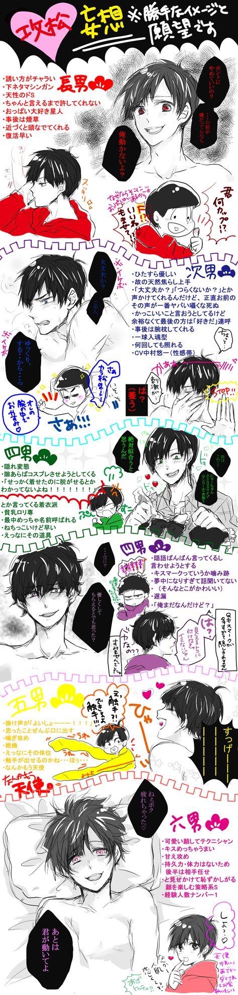 おそ松 さん 漫画 pixiv 十 四 松