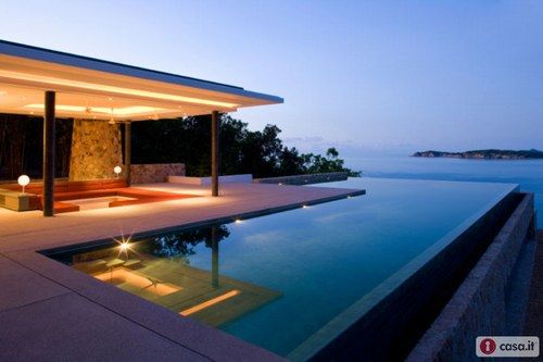 Case da sogno le pi belle ville di lusso in italia for Case fatte da architetti
