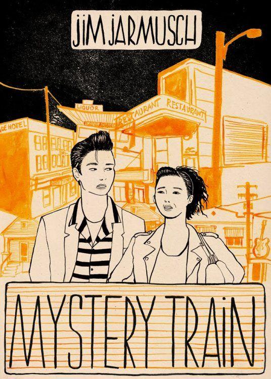 MYSTERY TRAIN(dir. Jim Jarmusch) 1989