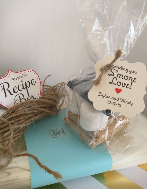 Wedding Favors Smore Love Kits 200 Favor