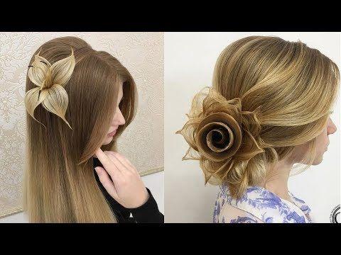 22 Videos de peinados elegantes para fiesta