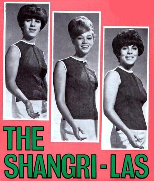 The Shangri Las Album Covers And Vinyl Titles 60s