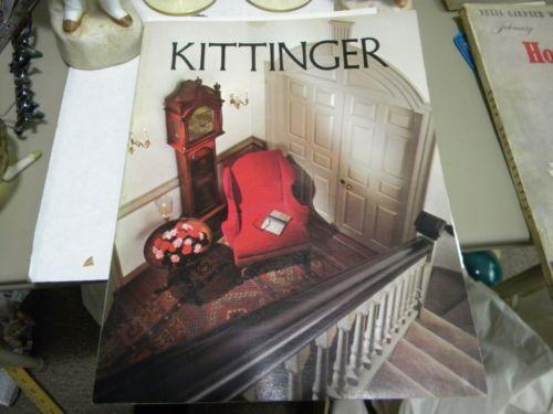 Catalog Kittinger Catalog Of Reproduction English And American Furniture