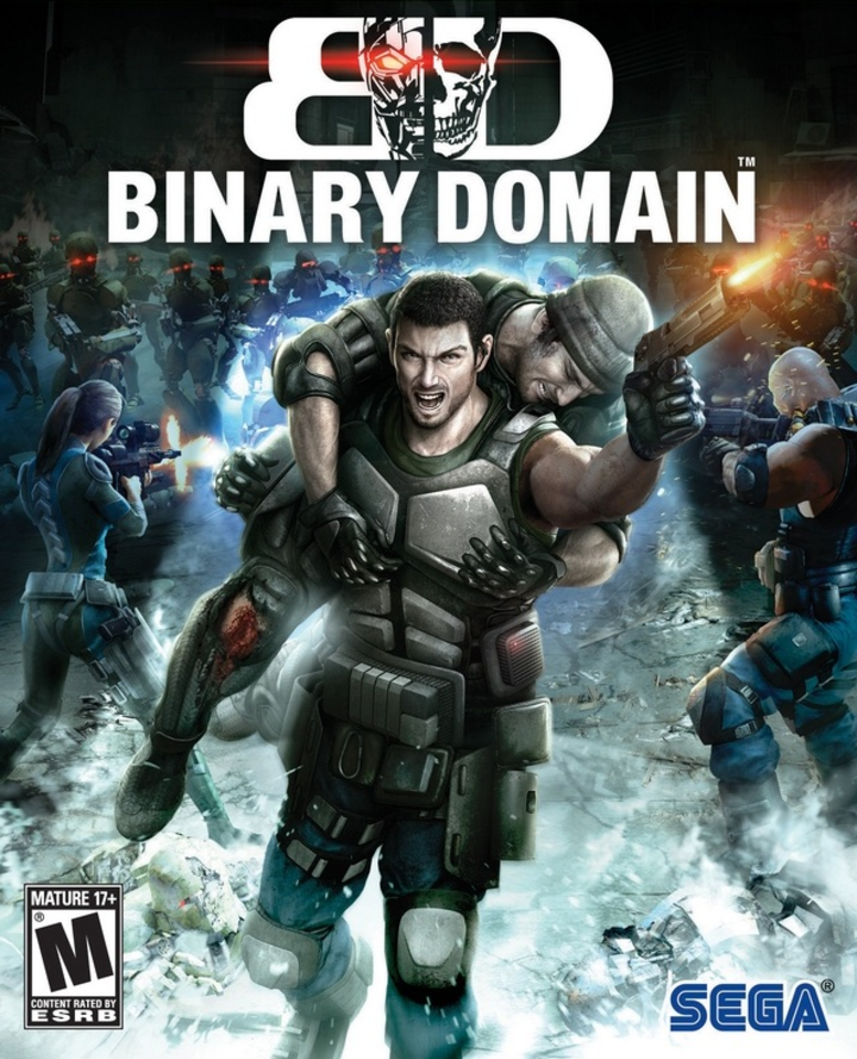 Binary domain romance options