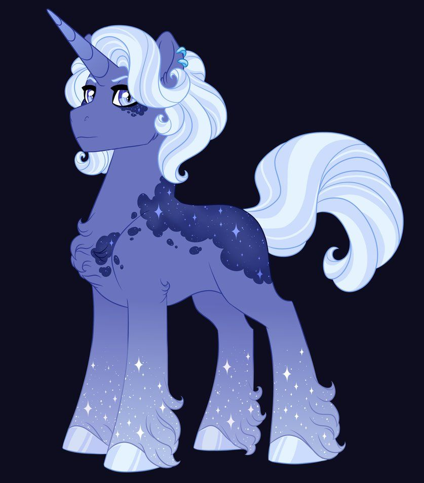 Lumos (suggested name) Parents: Princess Luna, Trixie Lulamoon
