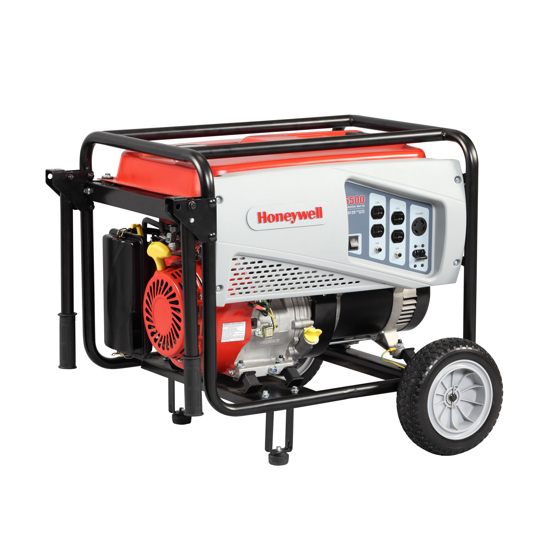 Generac D 6500 watt Portable Generator 49 CSA Portable