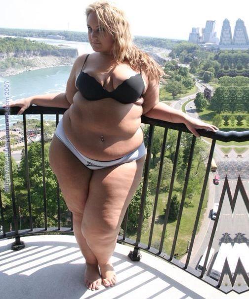 Fette Frauen Bikinis