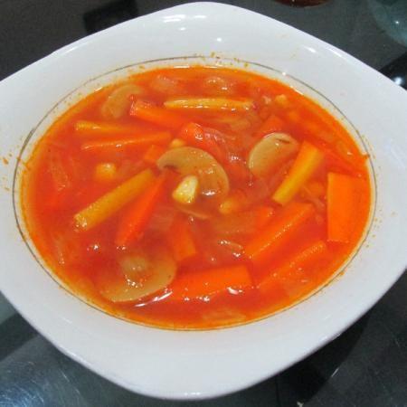 Resep Sup Tomat Yang Enak Dan Sehat Sup Tomat Resep Sup Resep Masakan