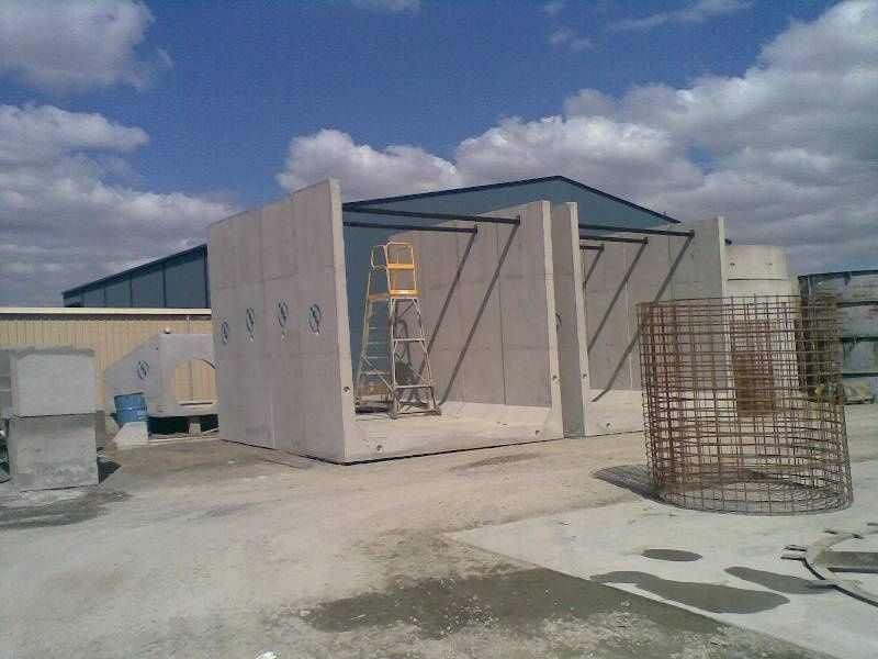 Large Concrete Shelter : Large concrete culvert hudson civil products reinforced
