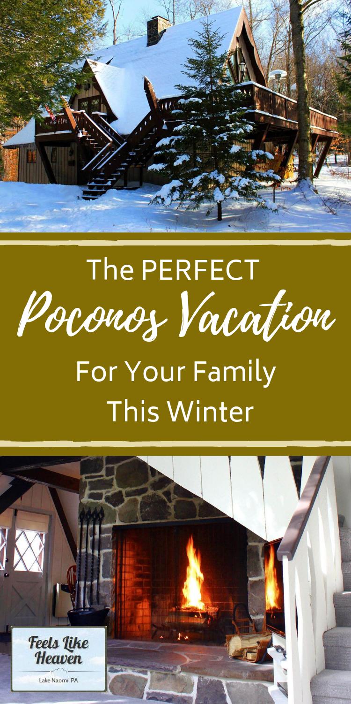 Pin On Poconos Vacation Winter