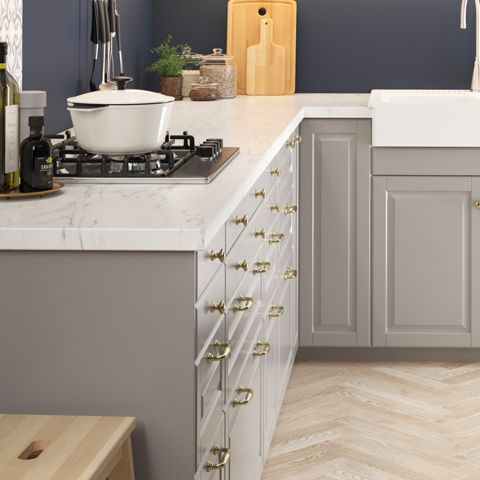 Ikea Kitchen Counter French Cabinets Ekbacken Countertop These Are The Countertops Wells Ave In