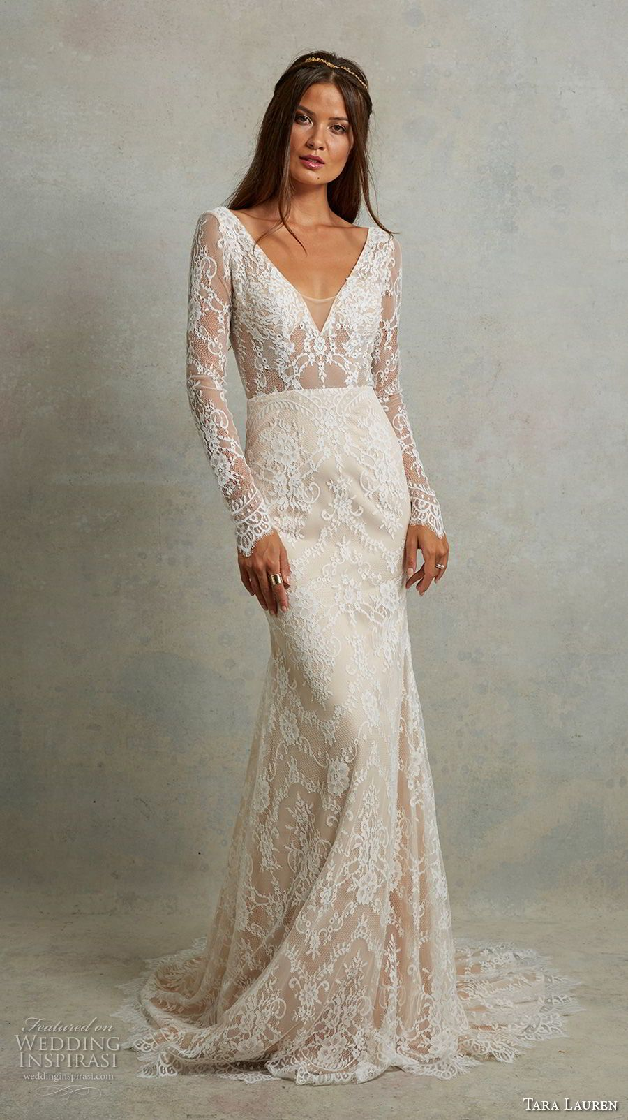 Tara lauren spring wedding dresses in miss meliss bridal