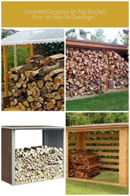 Comment Faire Un Bucher En Bois bucher exterieur comment construire un abri (bûcher) pour