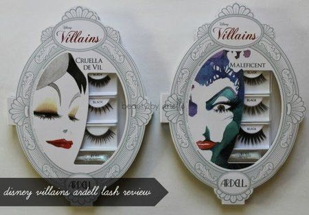 Disney Villains Ardell Lashes in Cruella de Vil & Maleficent - #disney #lashes #villian #cruelladevil #maleficent #beautybyarielle - bellashoot.com