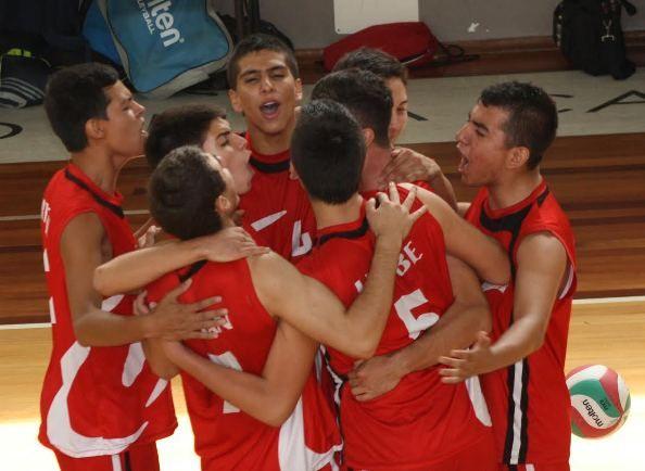 Risaralda celebró clasificación a la final nacional de Intercolegiados