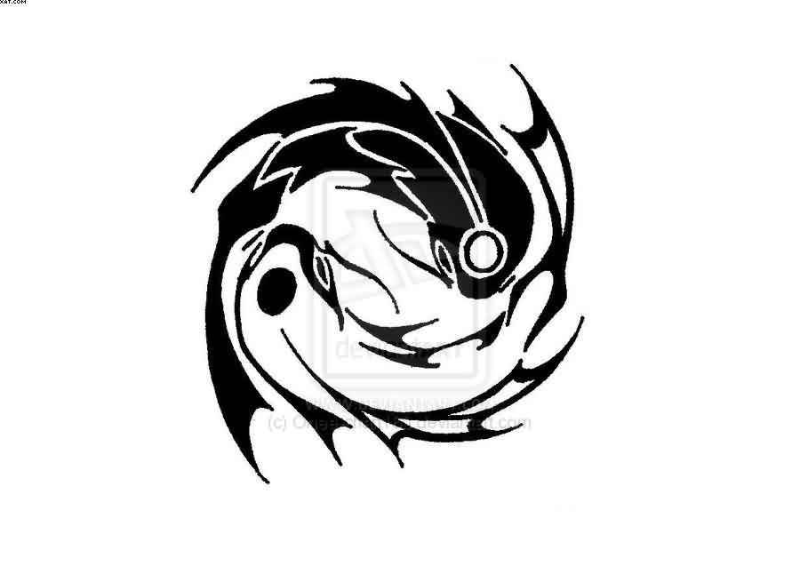 10+ Tatouage carpe koi ying yang ideas in 2021