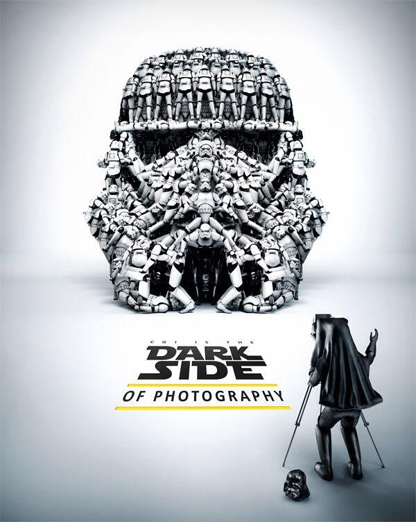 El CGI es el Lado Oscuro de la Fotografía por Mateo Salvador