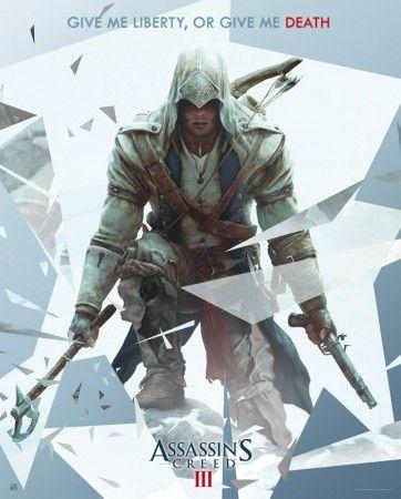 Poster Assassin's Creed 3 Revolution