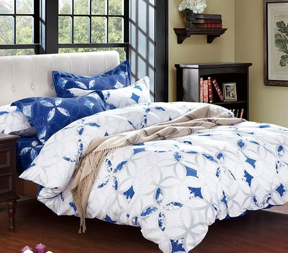 Sapphire Peace Twin XL Comforter Part 26