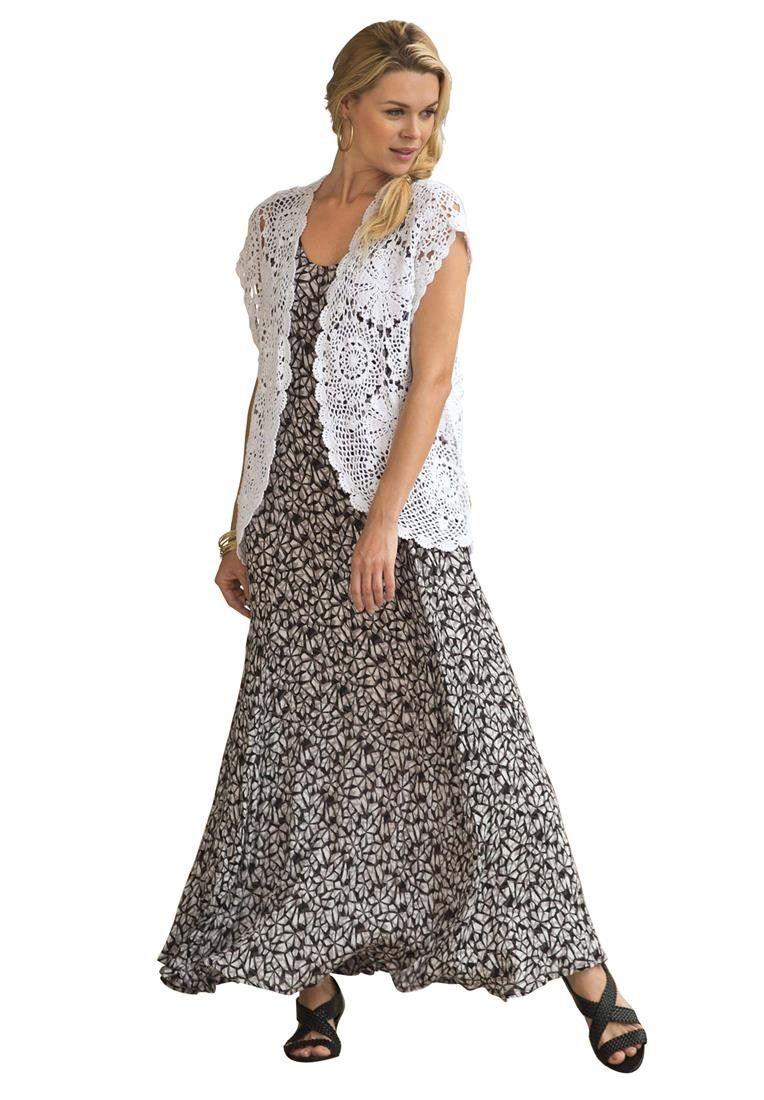 Roamans maxi dresses