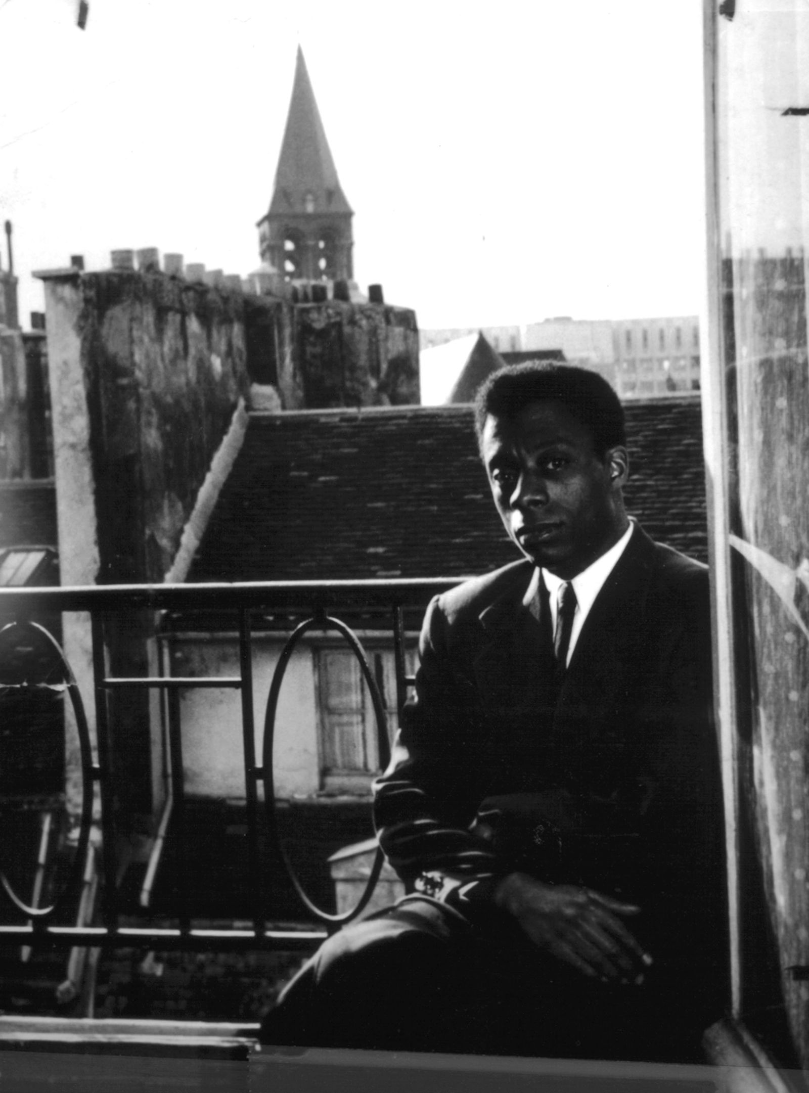 Photo of James Baldwin: How to Cool It