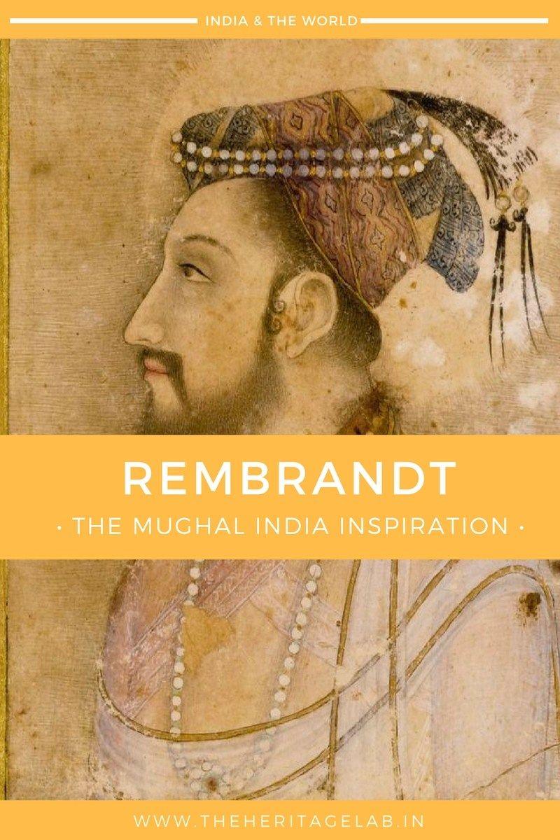 rembrandt mughal india