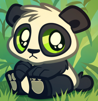How To Draw A Baby Panda Baby Panda Bear Cub Done Pinterest