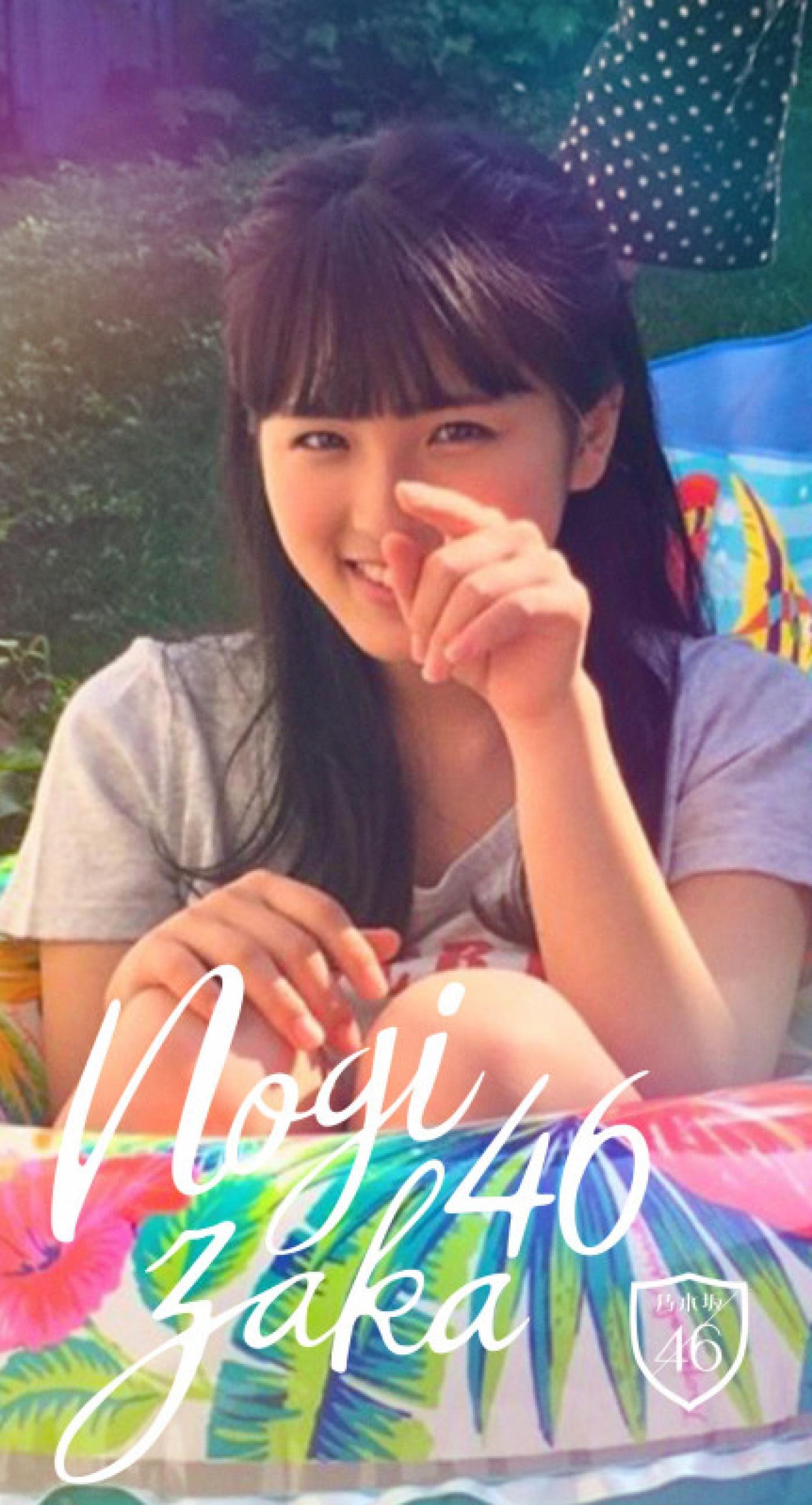 乃木坂46 大園桃子スマホ壁紙画像 170824 02 乃木坂46壁紙