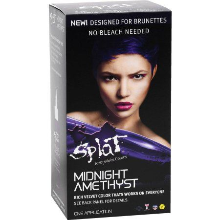 Beauty With Images Splat Hair Color Splat Hair Dye